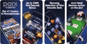Parx Online Casino app