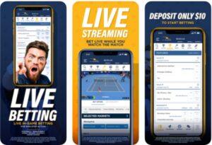 PA BetRivers Mobile App