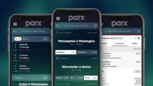 PA Parx Sportsbook Mobile App