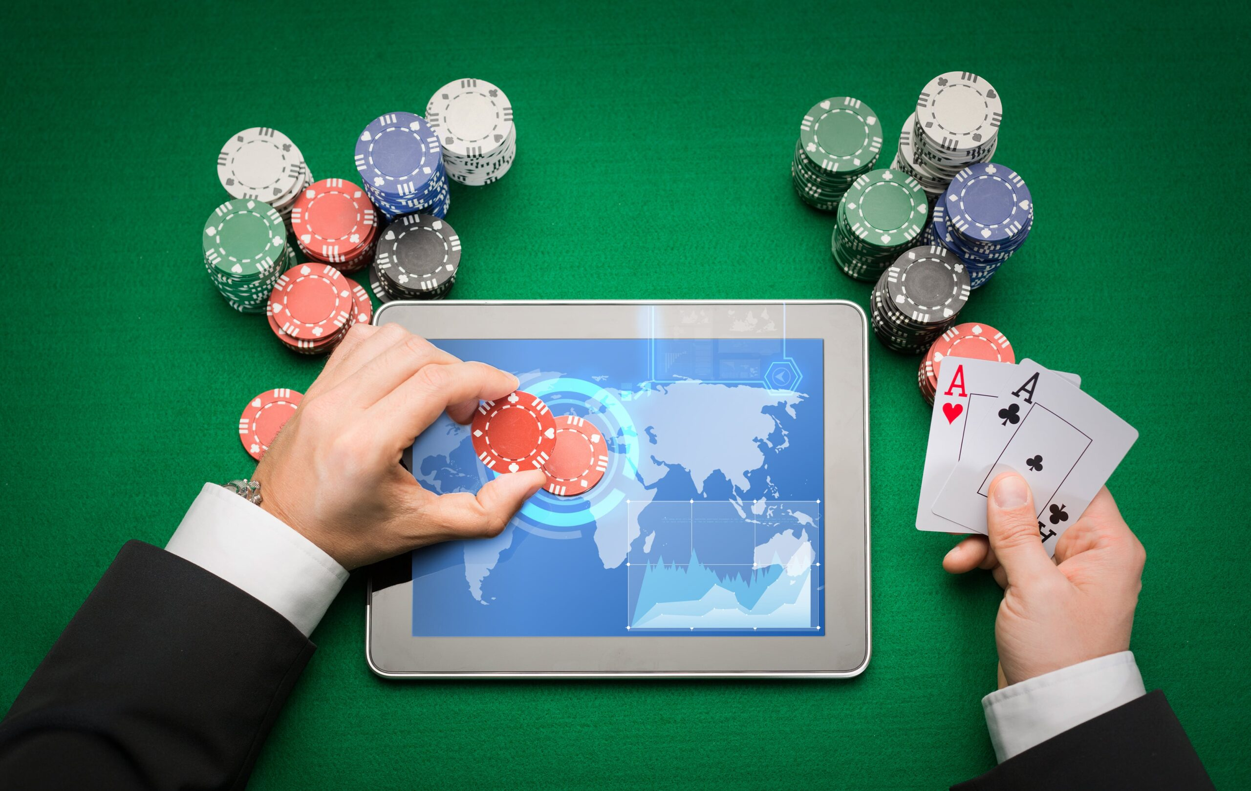 Online Poker in PA