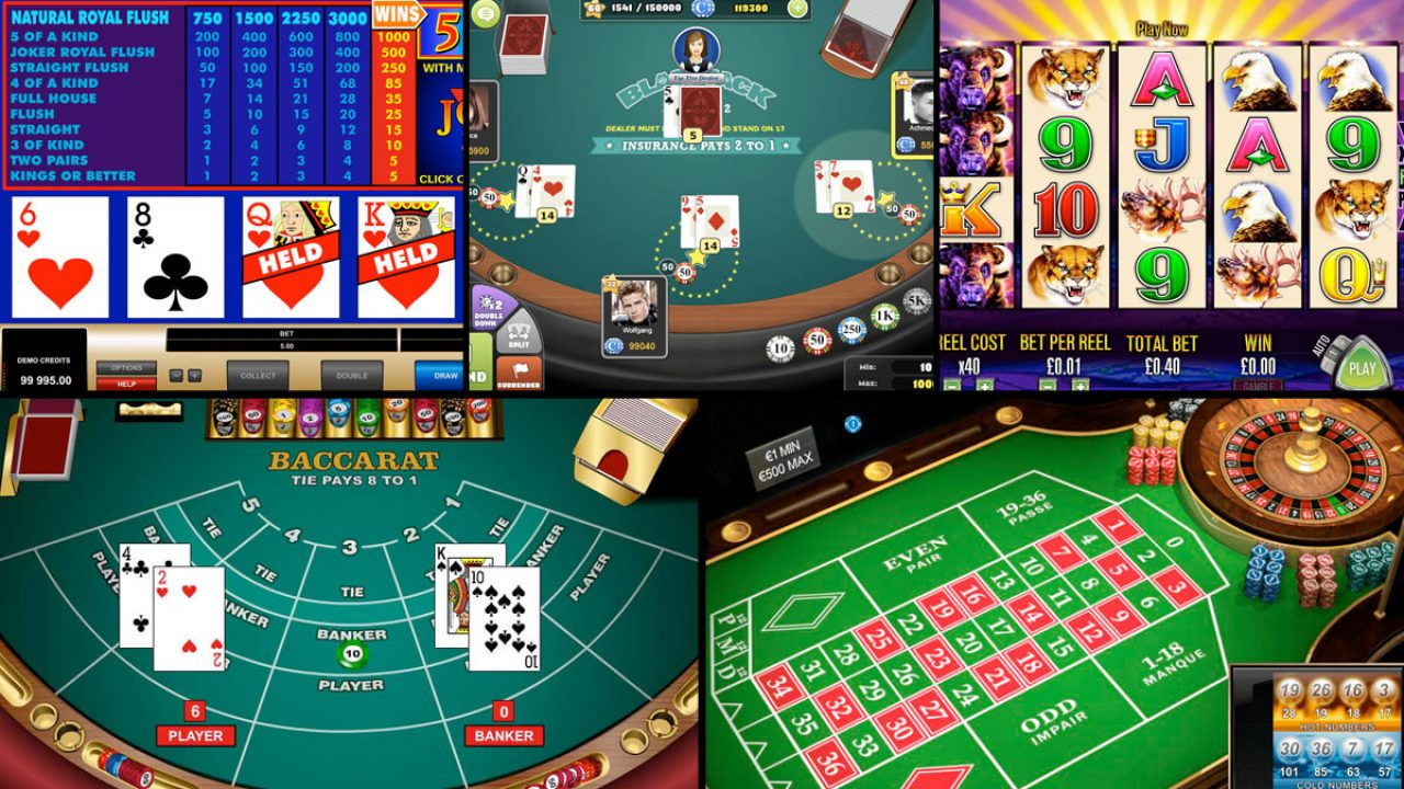 PA Online Casino Games